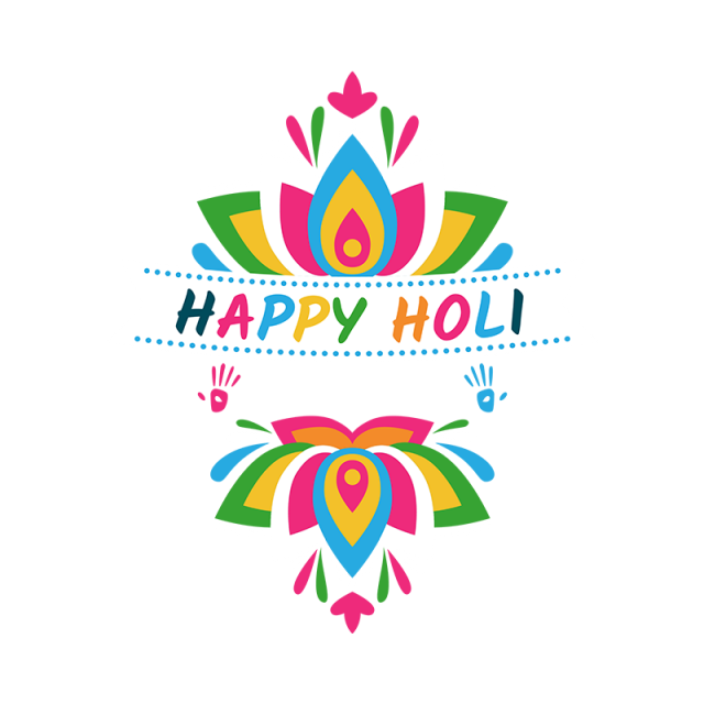 Clipart fire holi. Happy label holy png