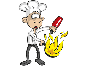 Clipart fire kitchen fire. It is important to