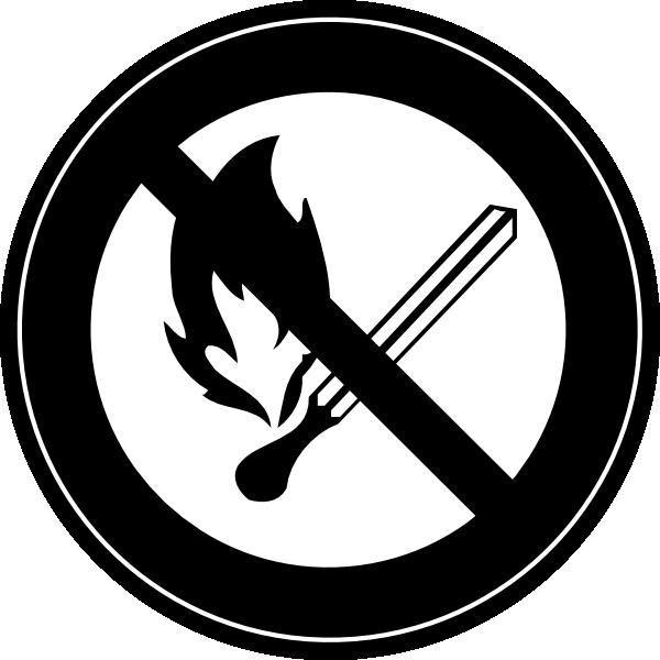 Fire clipart logo. No clip art at