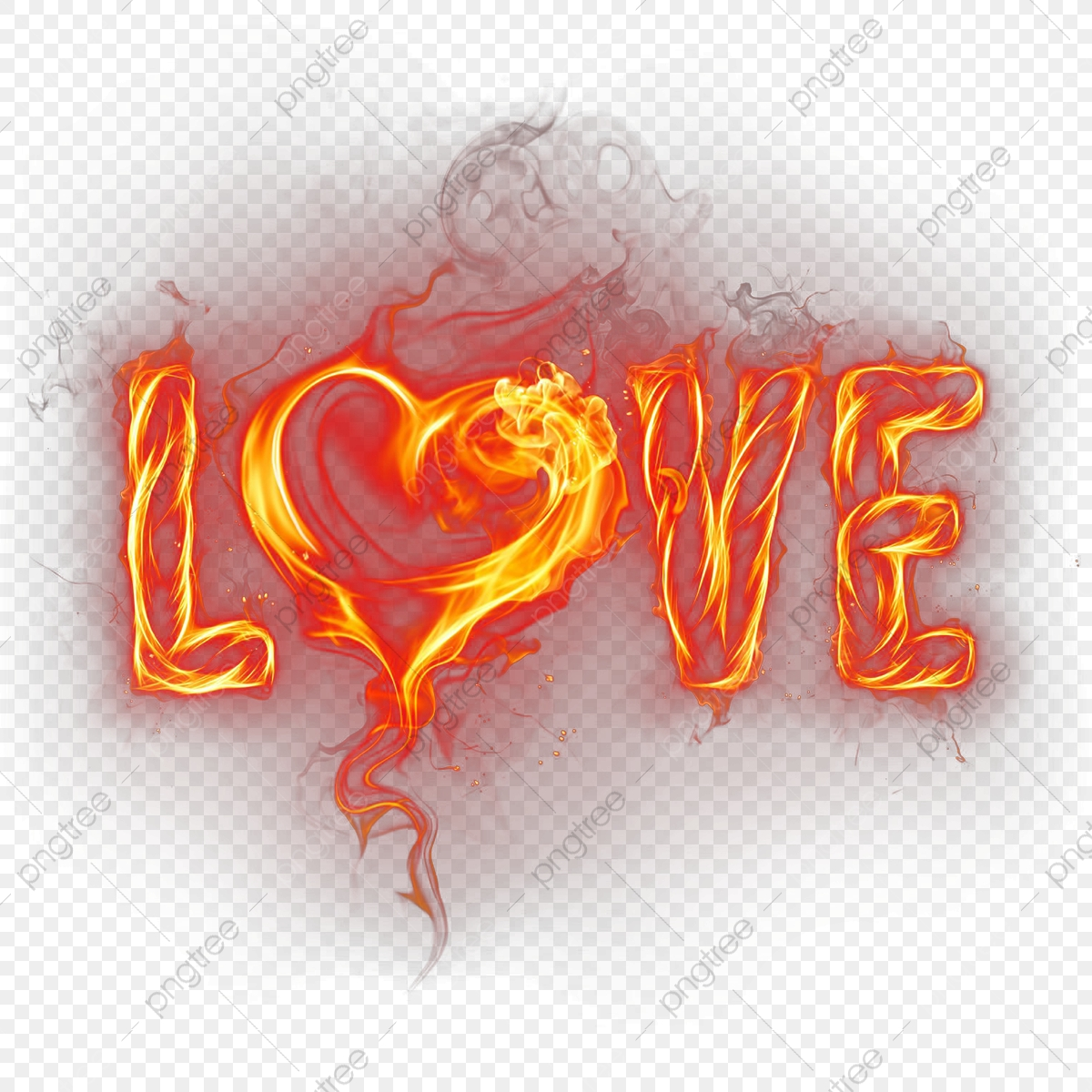 Fire clipart love. Heart png transparent