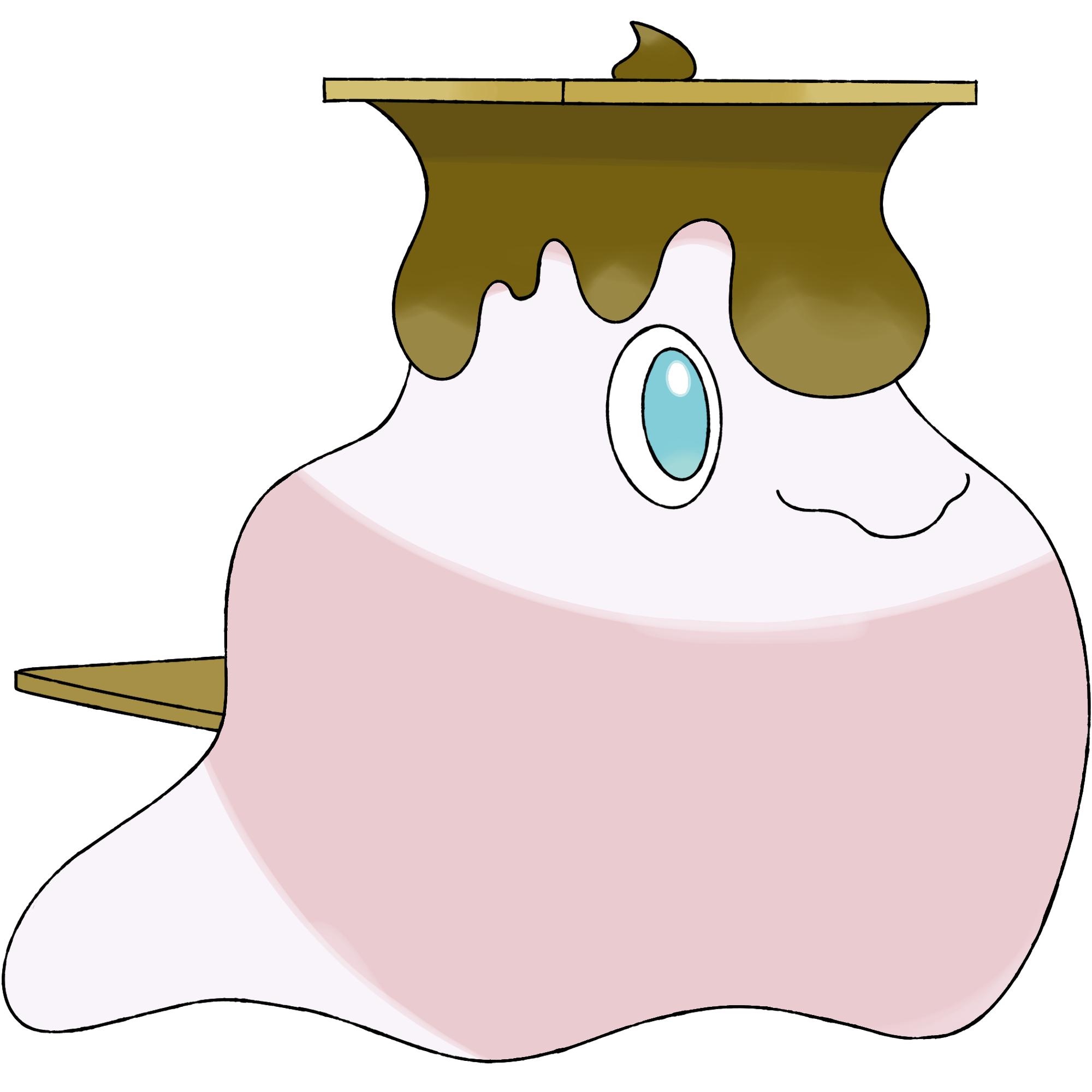 Clipart fire marshmallow. Sloshweet darkandwindie fakemon wiki