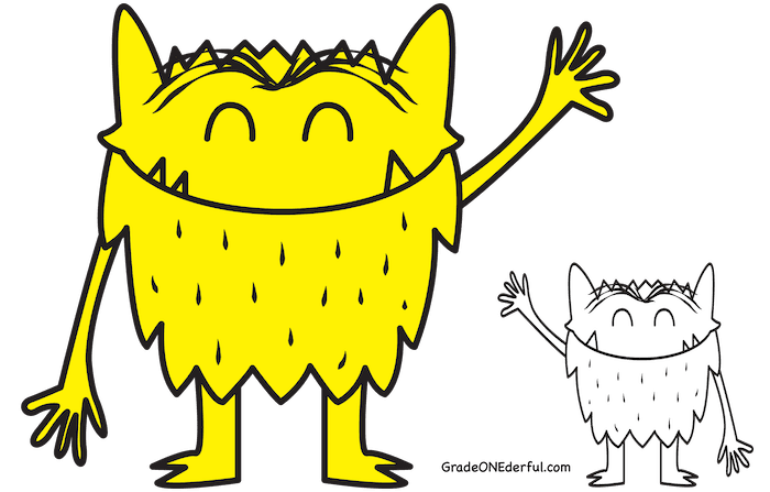 Colors clipart yellow. Feelings are important the