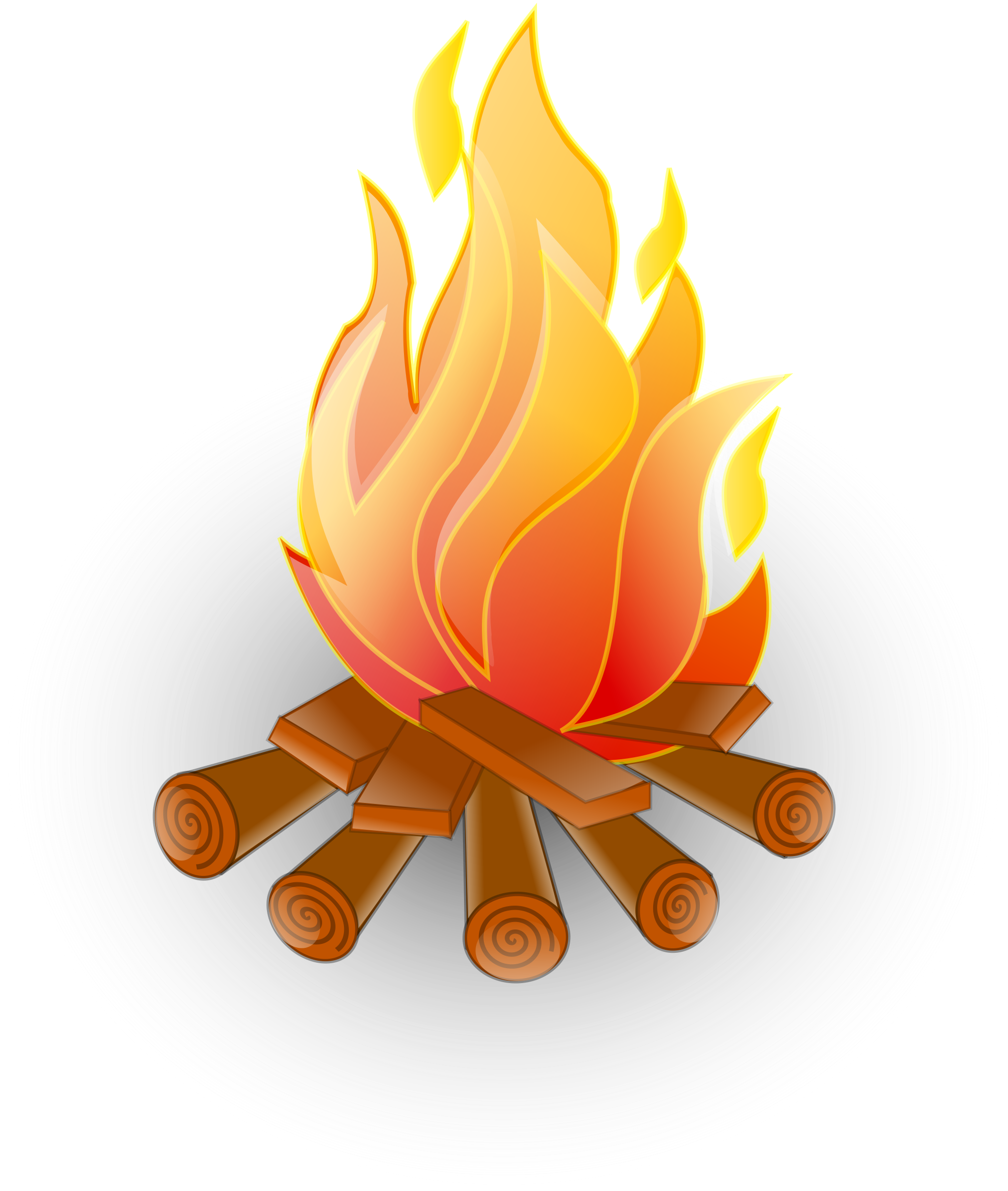 Fire clipart illustration. Big image png