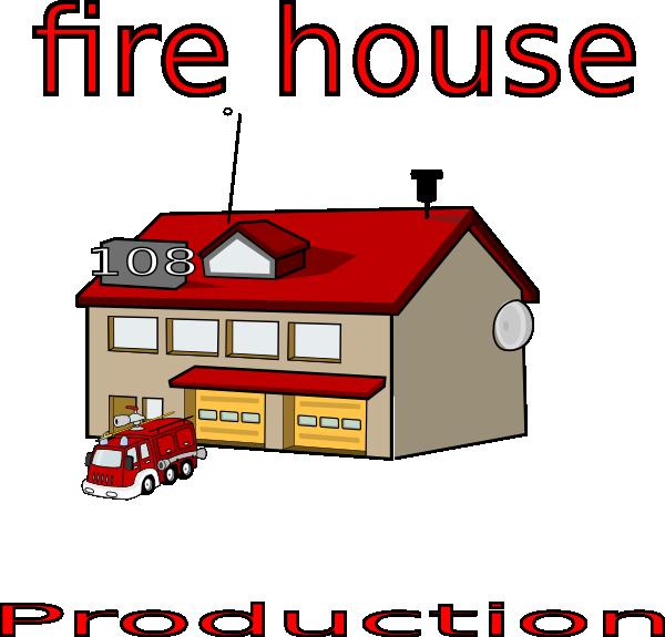 House clipart fire. Clip art at clker