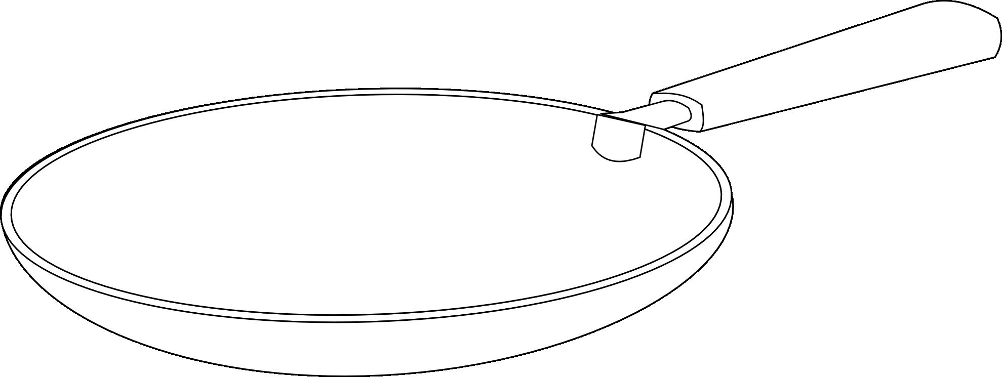 Ham clipart pan. Black and white panda