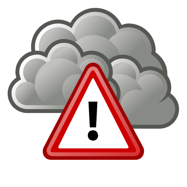 Cloudy clipart hazy. Air pollution alert lifted