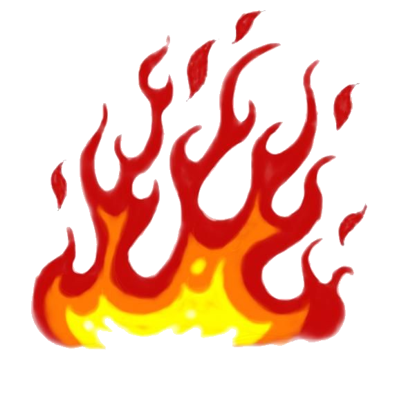 Fire free and coloring. Fireplace clipart printable