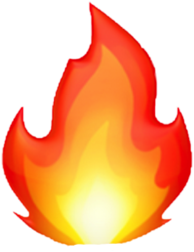Clipart shapes fire. Emoji freetoedit sticker by