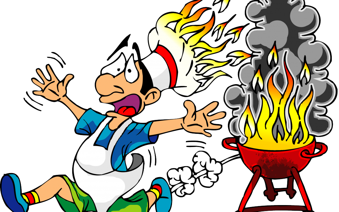 Worry clipart emergency procedure. Fire safety has your
