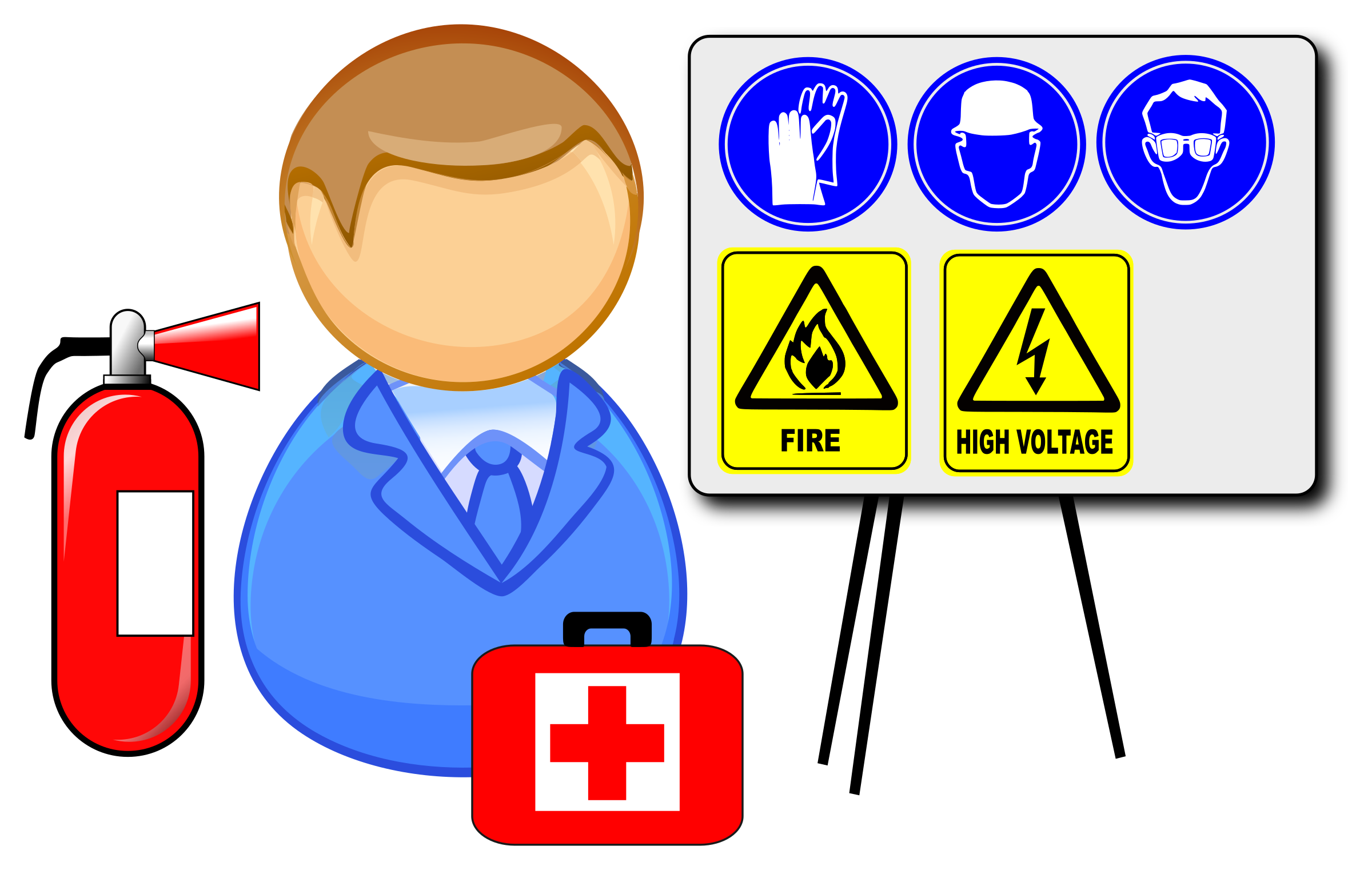 Occupational safety and instructor. Health clipart health information