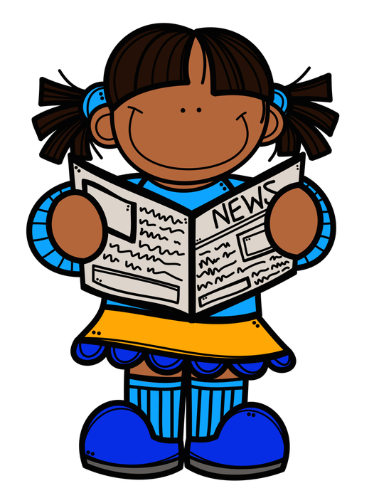 Thanks clipart chaperone. Kindergarten news smore newsletters