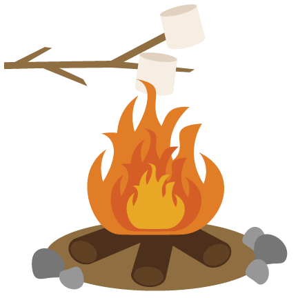 Campfire smores images gallery. Clipart fire smore