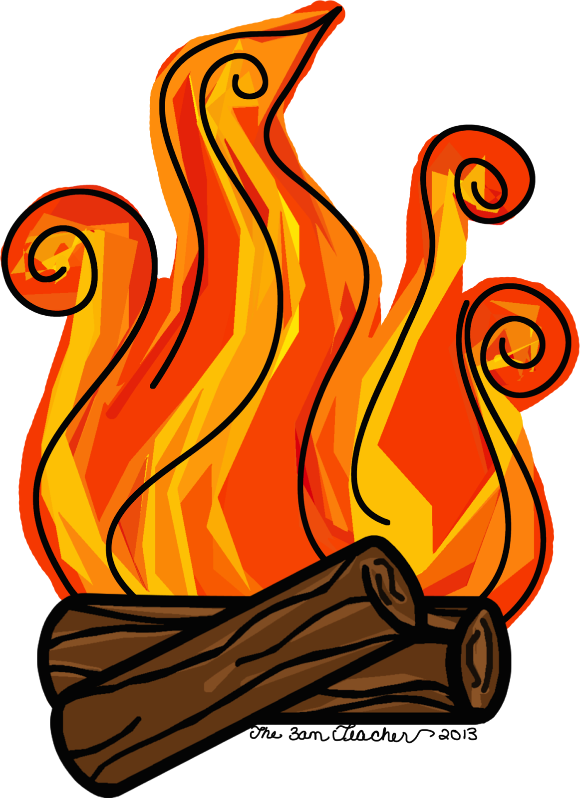 Clipart fire stove. The am teacher best