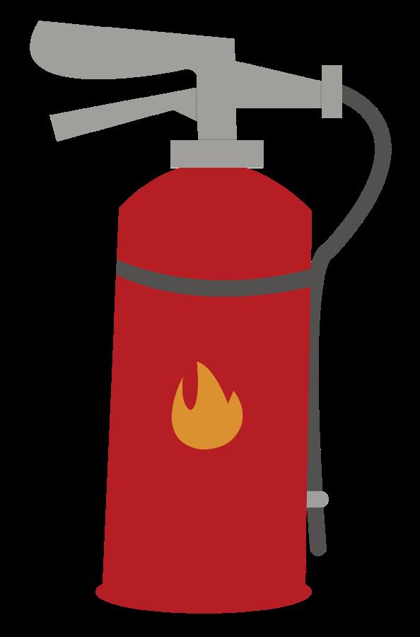 Bombeiros e pol cia. Fireplace clipart indoor