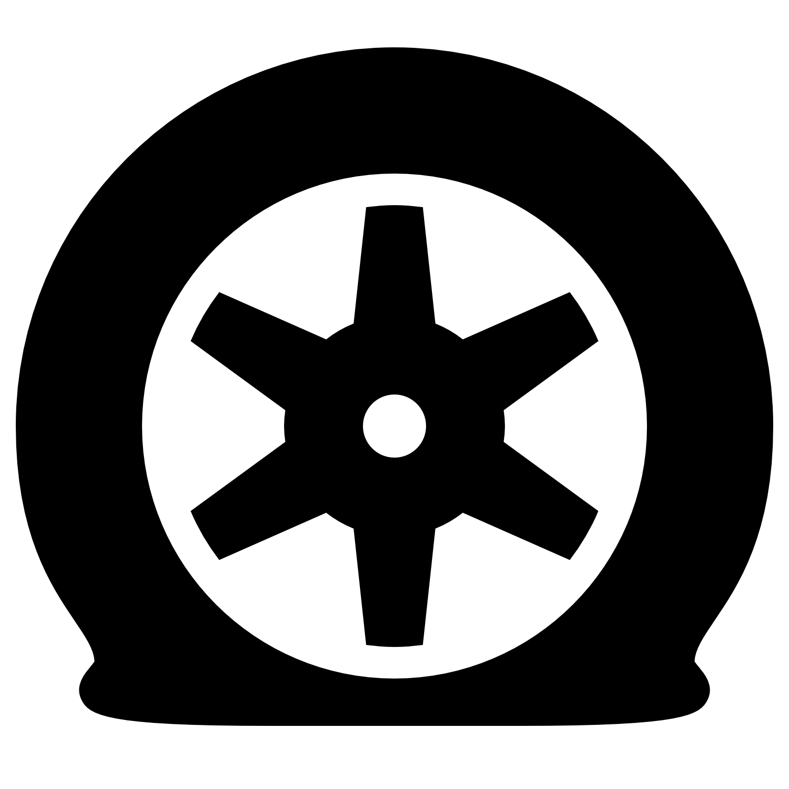 collection of high. Wheel clipart flat tire