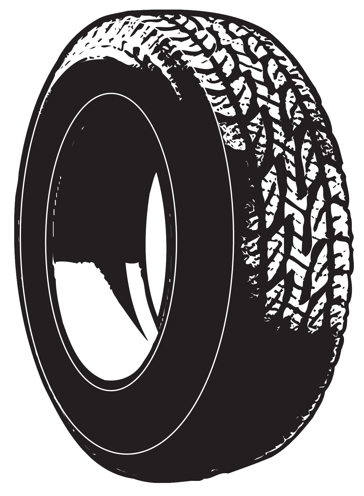 Wheel clipart spare tire.  collection of high