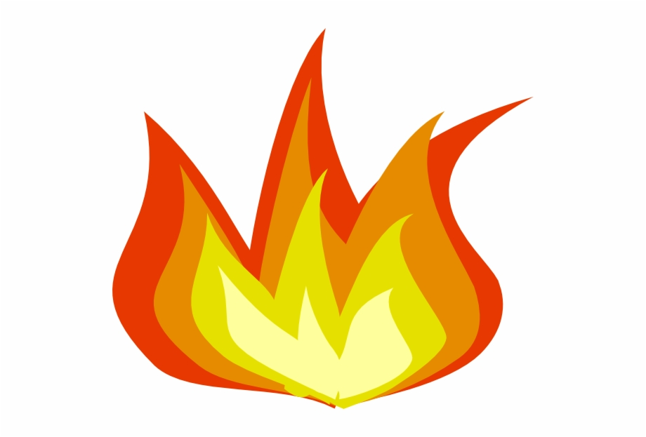 Free fire download clip. Flame clipart transparent background
