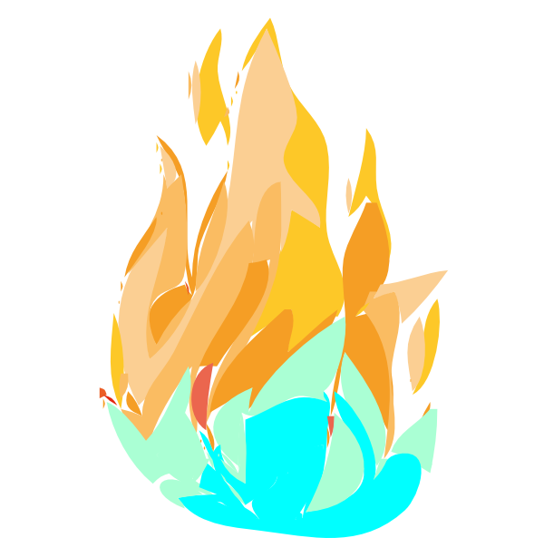 And ice at clker. Fire clipart clip art