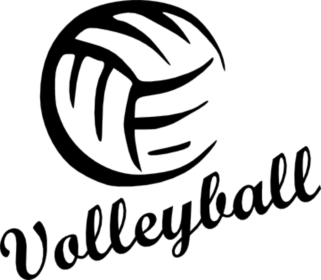Fire clipart volleyball. Club