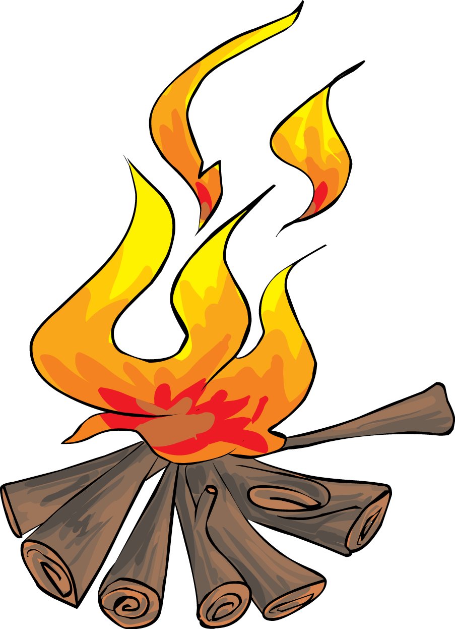 Clipart flames face. Best bonfire clipartion com