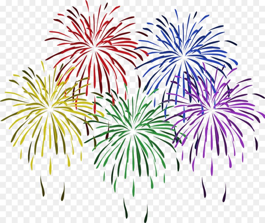 Fireworks clipart fireworkds. Cartoon flower tree circle