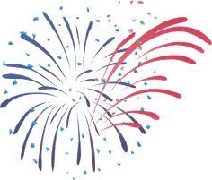 Clipart fireworks. Free logo ideas pinterest