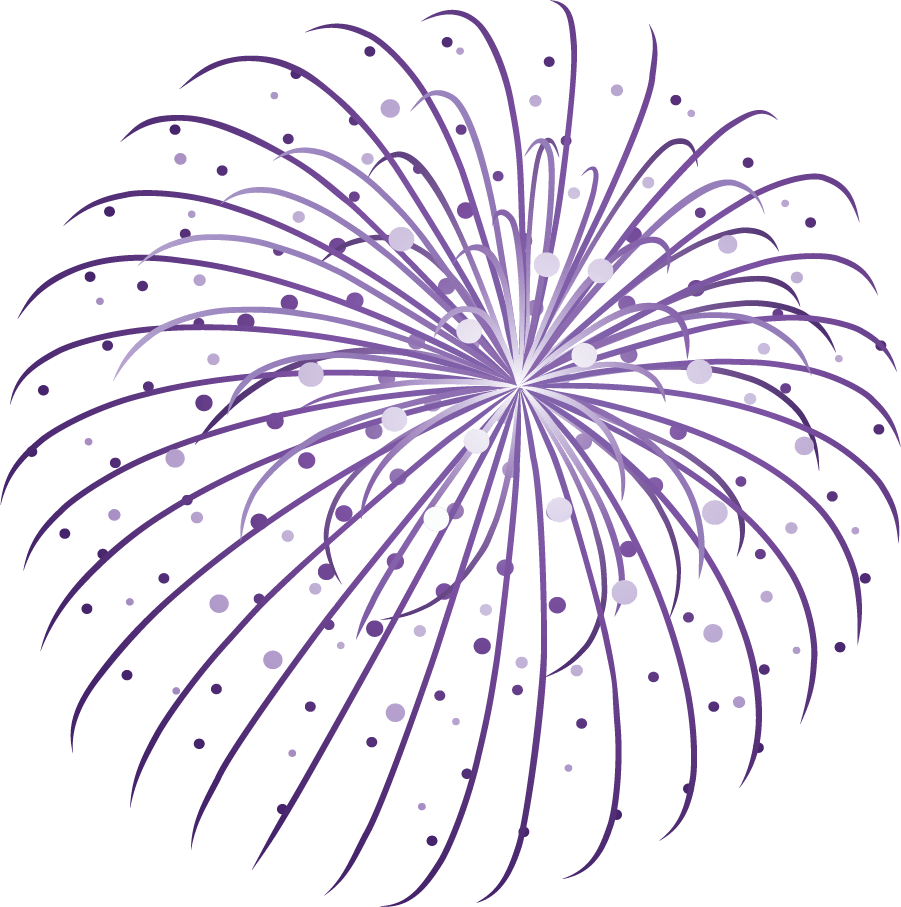 Firework animation new year. Clipart fireworks animated