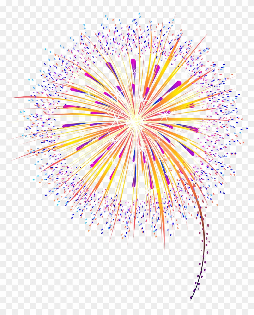 Free gifs and firework. Clipart fireworks animated