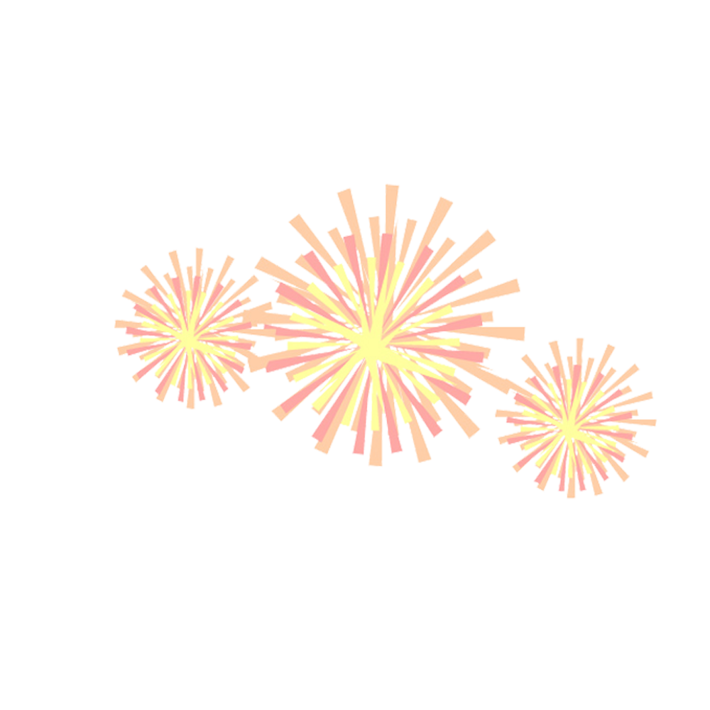 Clipart fireworks animated free. Animation clip art golden