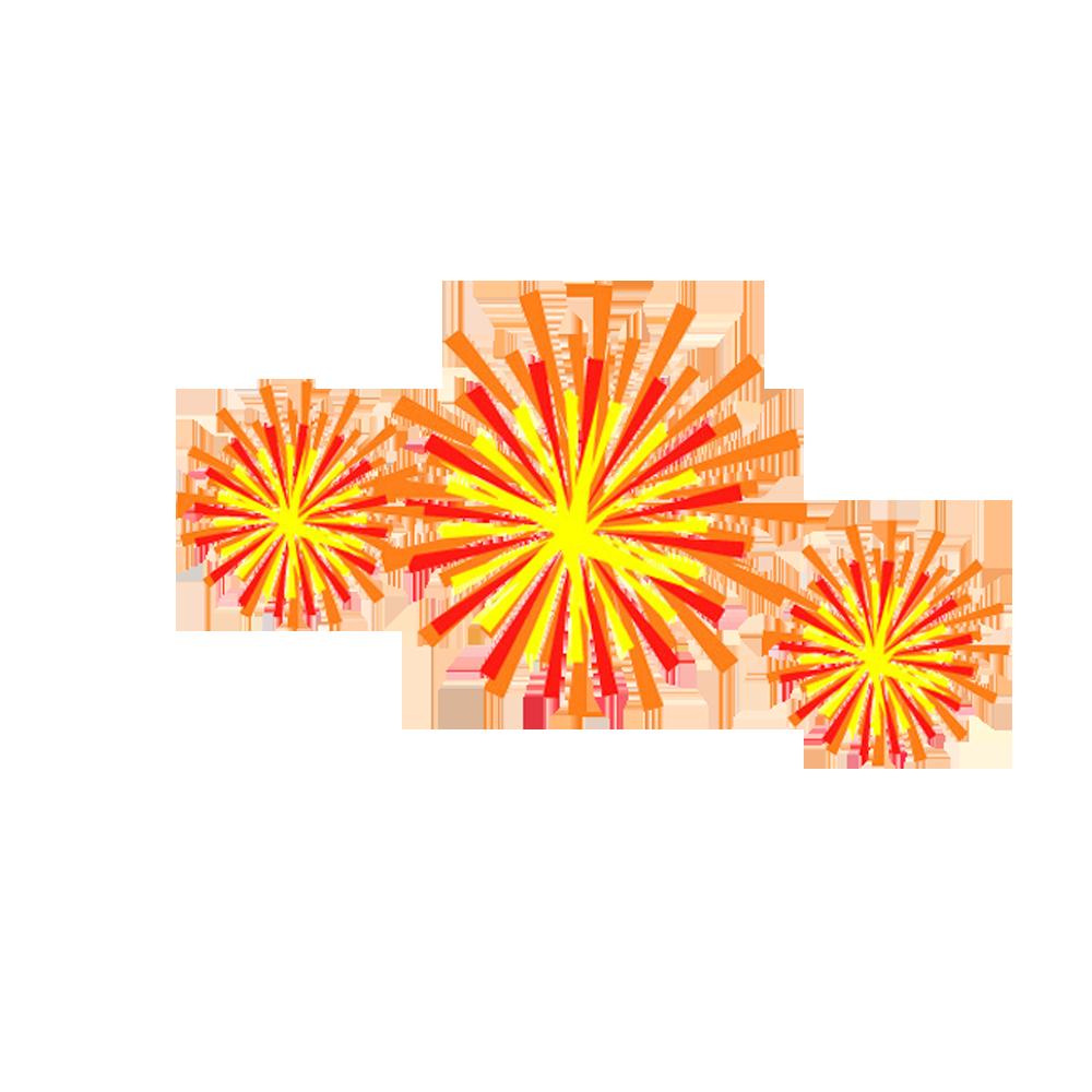Firework clipart orange. Fireworks animation clip art