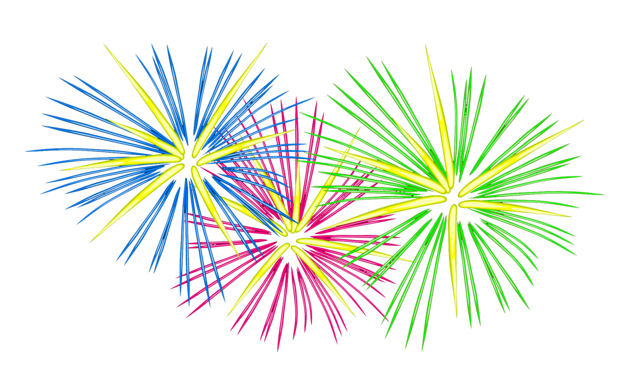 Cartoon fireworks blueridge wallpapers. July clipart animated