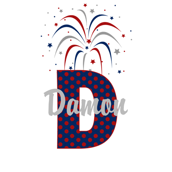 Clipart fireworks baseball.  th of july