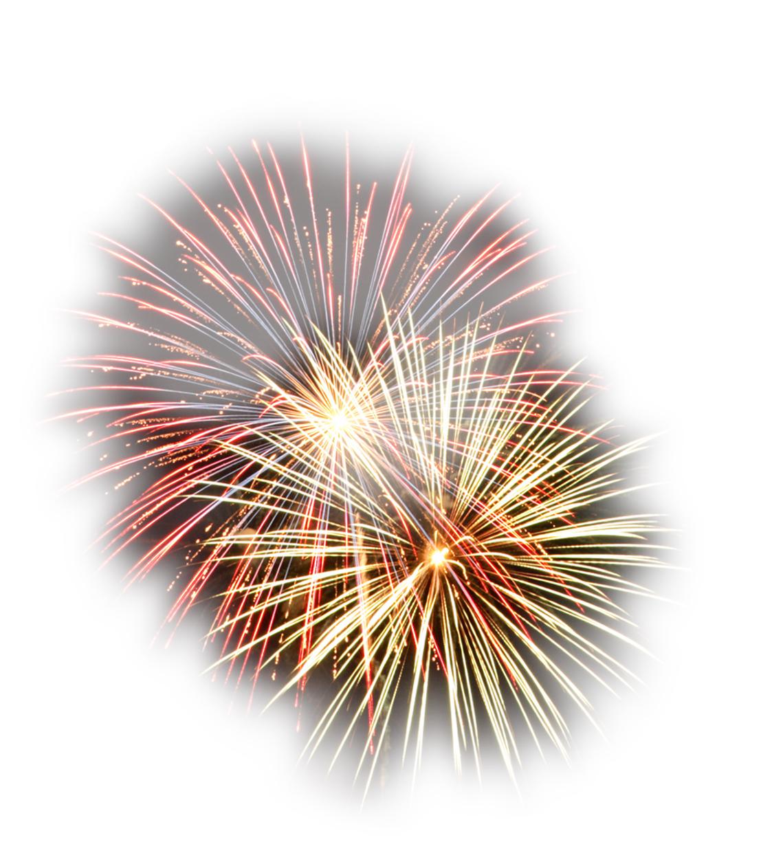 Clipart fireworks black background. Png images transparent free