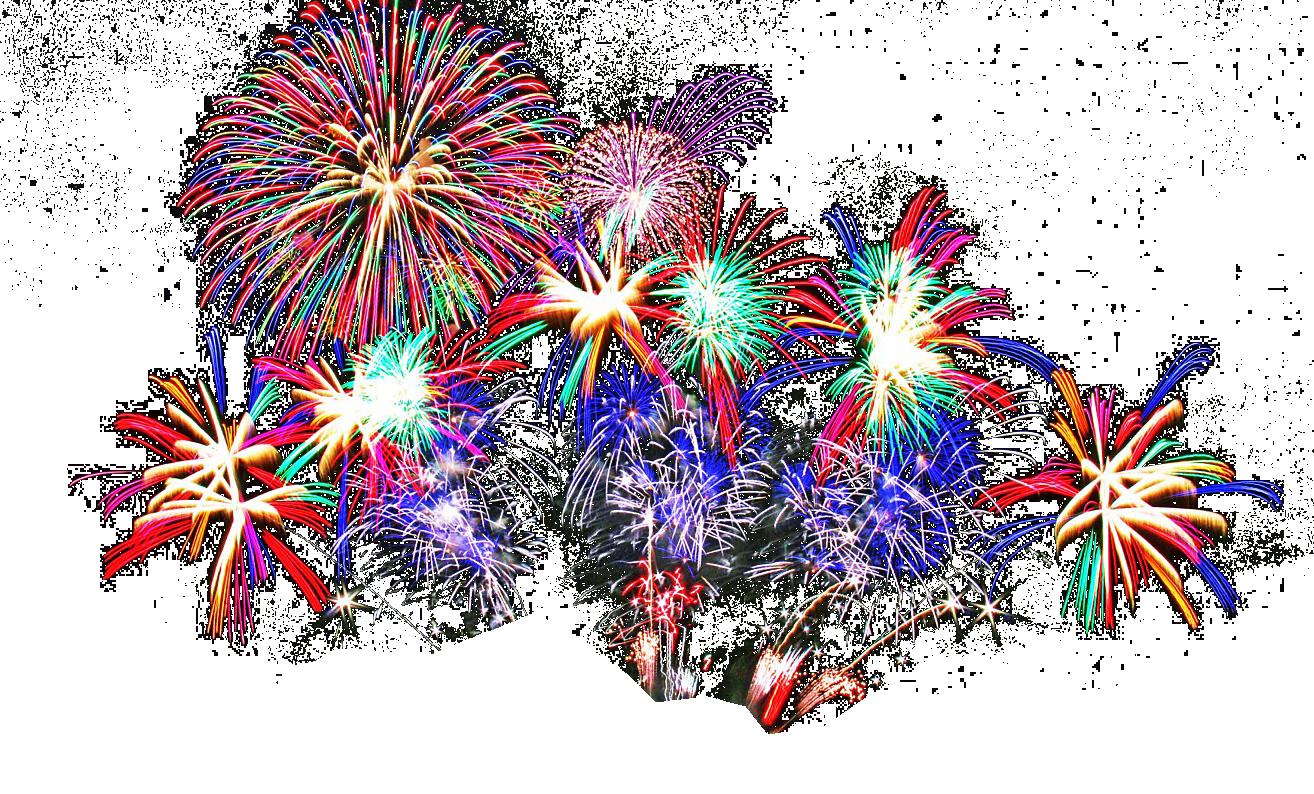 Clipart fireworks bonfire night. Firework explosion new year