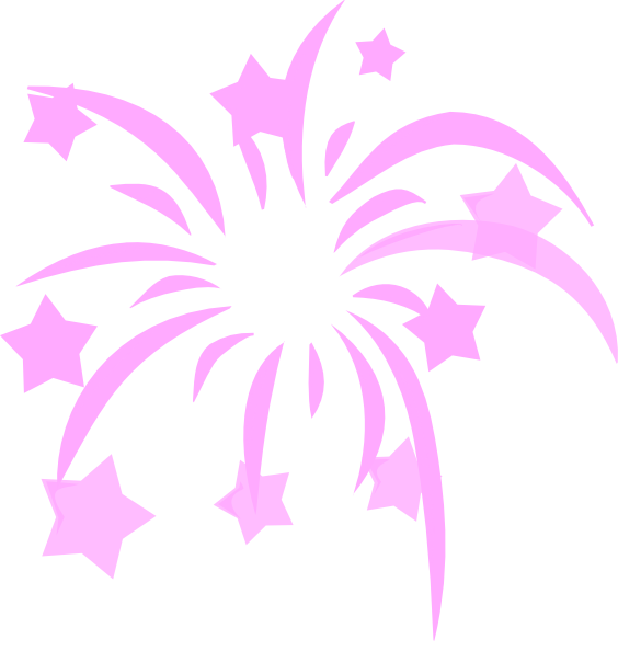 Firework clipart vector. Free clip art fireworks