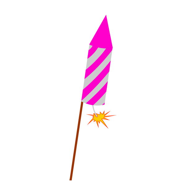 Firework clipart bottle rocket. Images of spacehero new