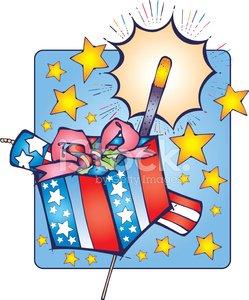 Fireworks c premium clipartlogo. Firework clipart box
