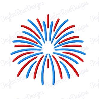 Fireworks . Firework clipart burst