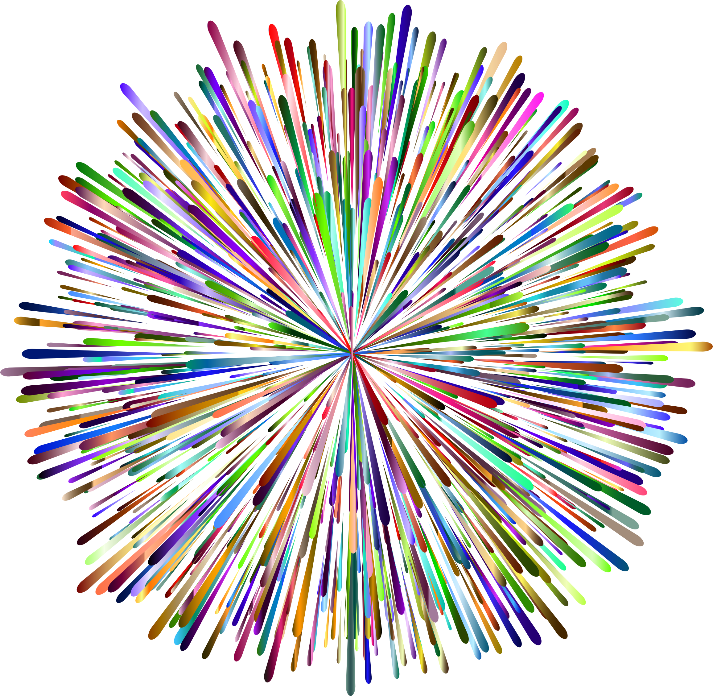 Clipart fireworks candy. Prismatic no background big