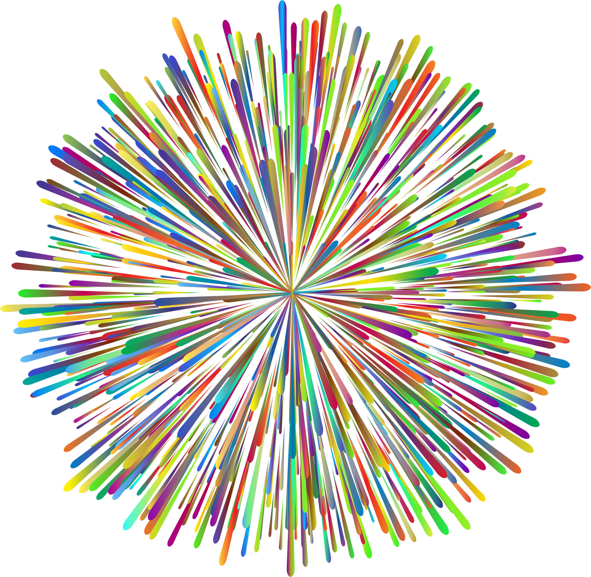 Clipart fireworks clear background. Prismatic no icons png
