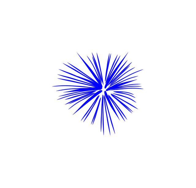 free th of. Fireworks clipart easy