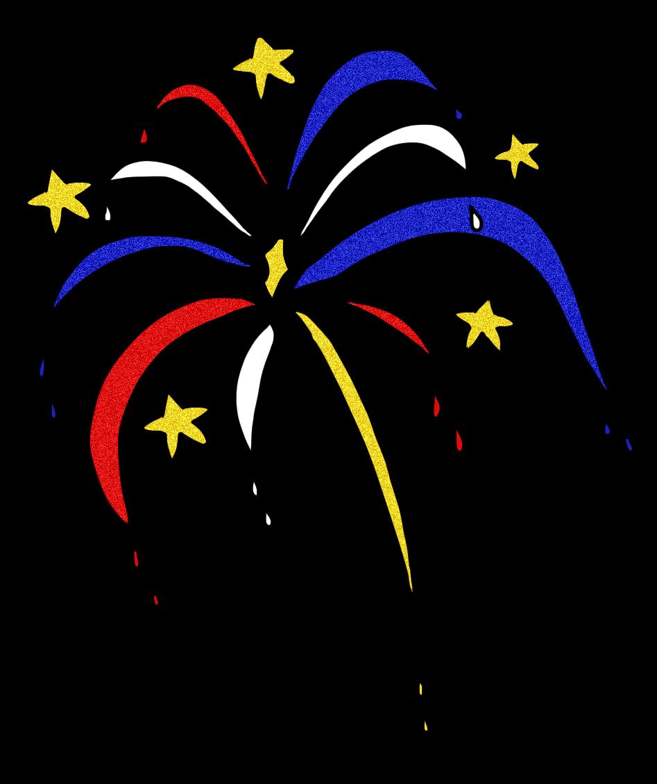 Festival clipart parade. Fireworks no background panda