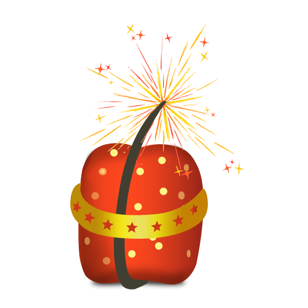 Clipart fireworks diwali. Decoration by techies india