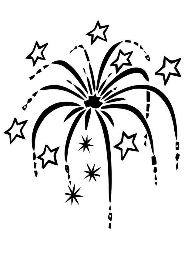Firecracker clipart simple. Firework cartoon free download