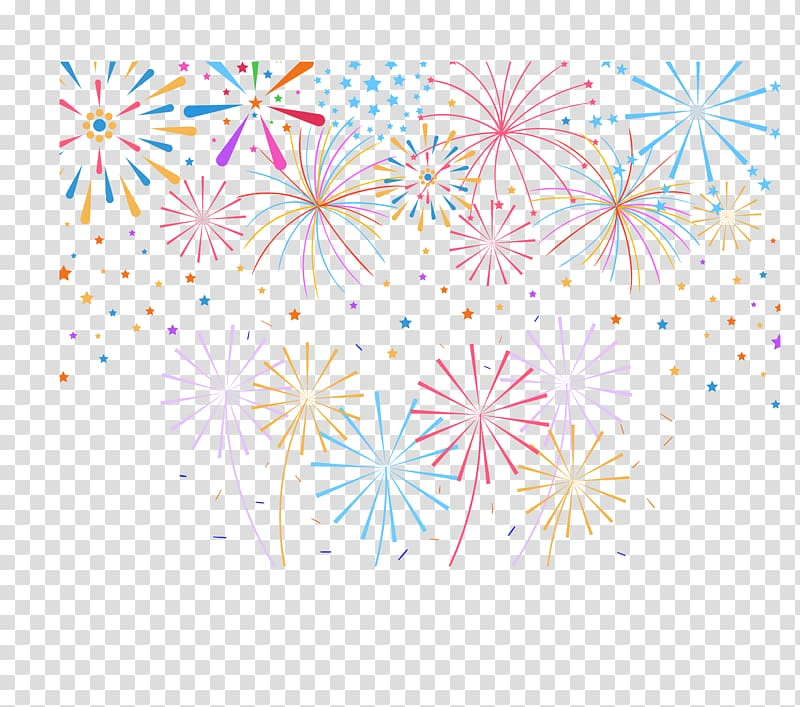 Adobe fireworks bloom festival. Firework clipart festivity