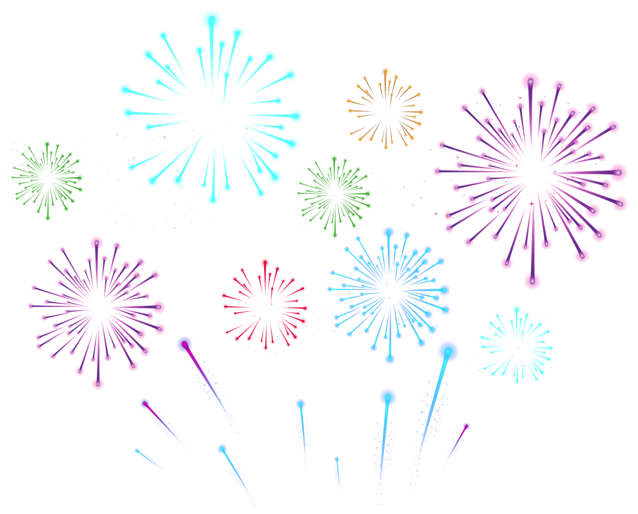 Fireworks clip art paper. Firework clipart firworks