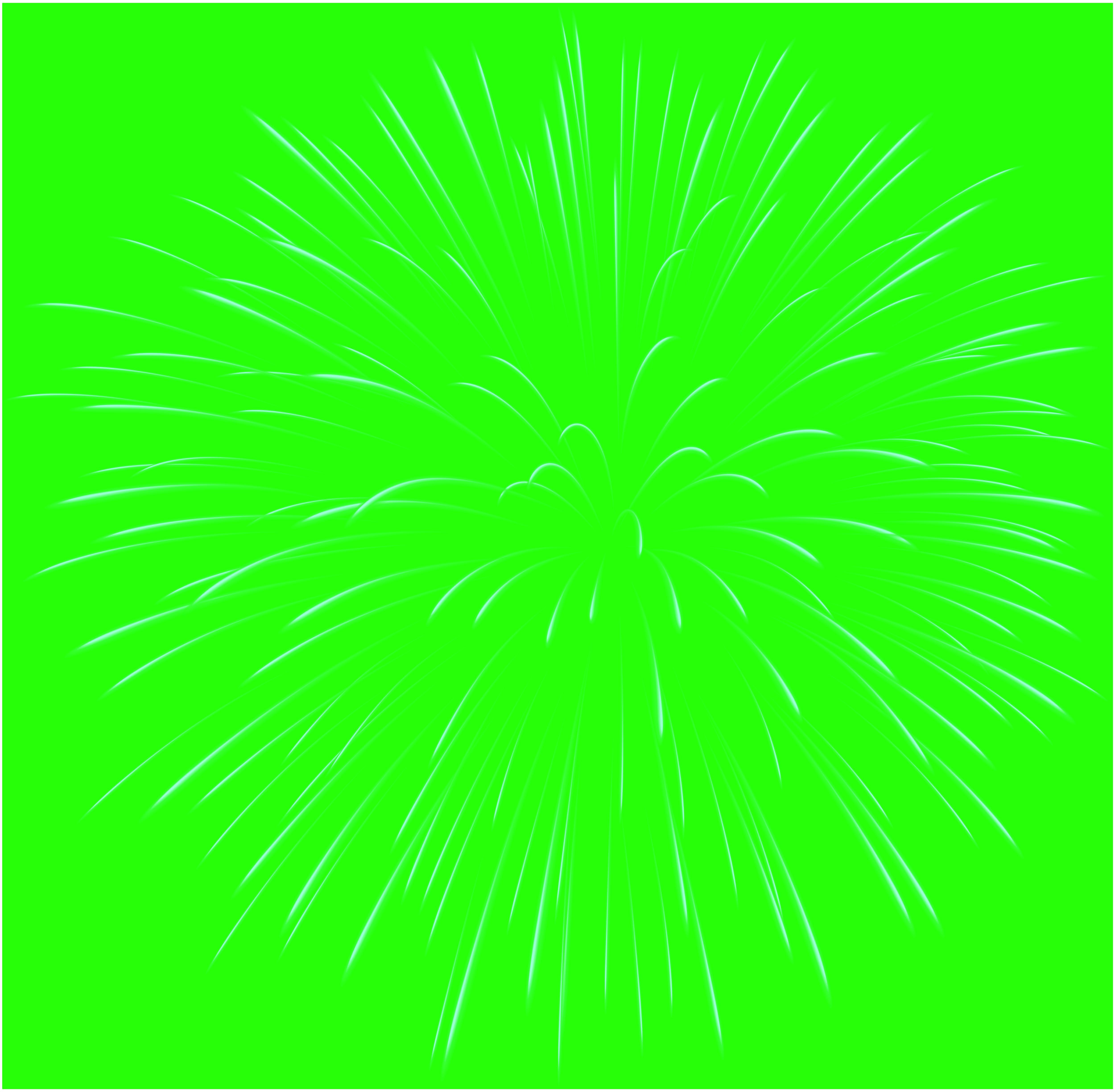 Green firework transparent png. Clipart fireworks fireworkds