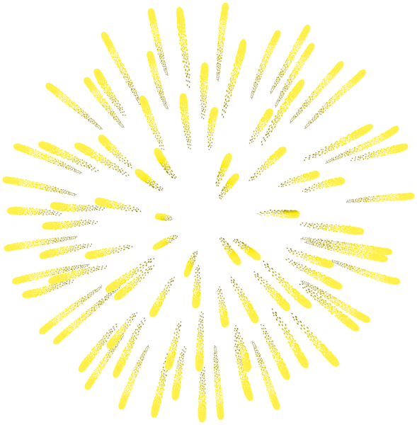 Gallery recent updates . Clipart fireworks gold