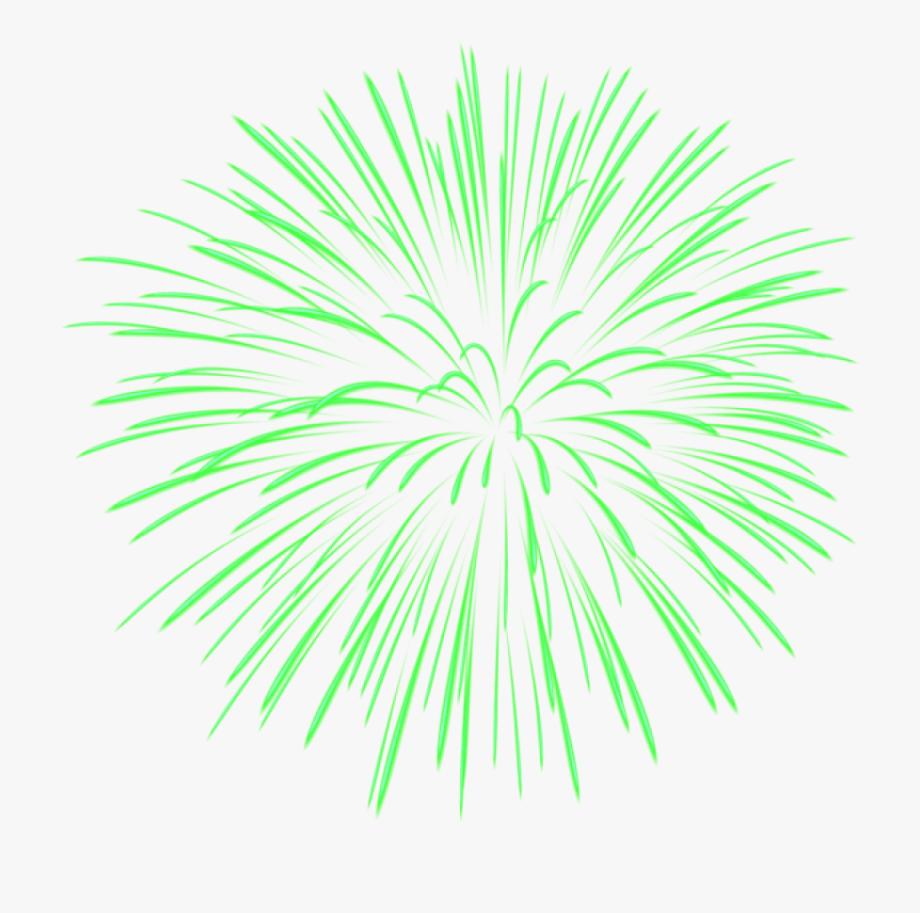 Fireworks clip green firework. Firecracker clipart yellow
