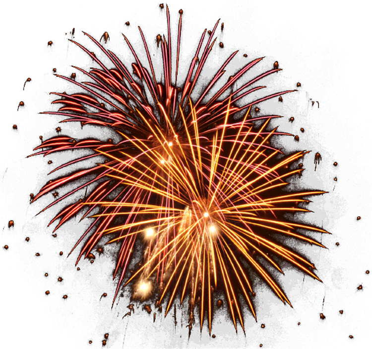 Fireworks PNG Picture